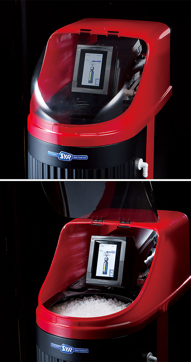 i-Lex 雲端智控全屋軟水機